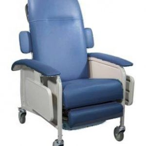 Clinical Care Geri Chair Recliner D577-BR