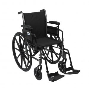 Cruiser lll Lightweight, Dual Axle Wheelchair