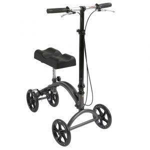 DV8 Aluminum Steerable Knee Walker Crutch Alternative 790
